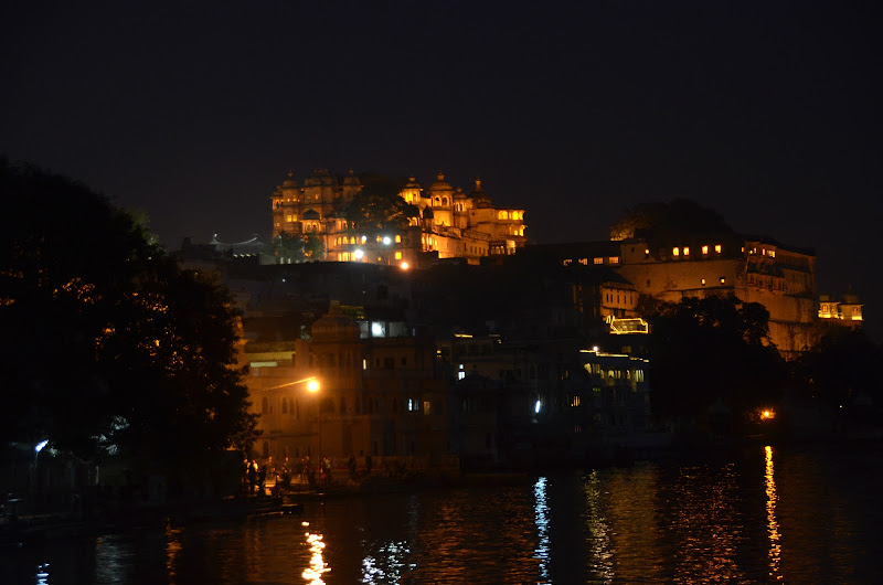 Udaipur night di Migliu