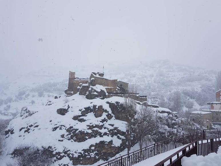 Castillo de Bacares. / Foto: Ayto. Bacares