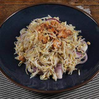 Ginisang Togue (Sauteed Mung Bean Sprouts)