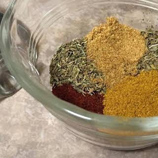 Dry Spice Rub For Lamb Recipes.