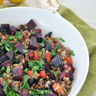 Beets Lentils Recipes