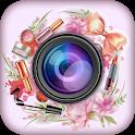 Selfie Beauty Makeup Camera - Face Photo Editor icon