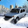 Drive NIVA Off-Road Winter 3D APK