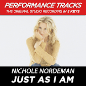 Just As I Am (Performance Tracks) - EP