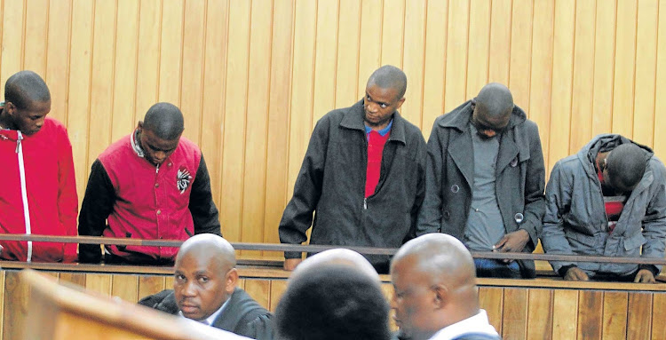 The five Efata School for the Blind and Deaf pupils appear in court, accused of killing the deputy school principal