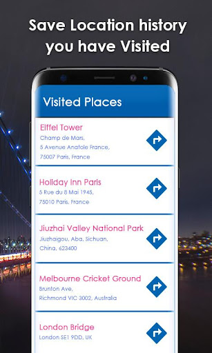 GPS , Maps, Navigations & Directions 3.5 screenshots 5