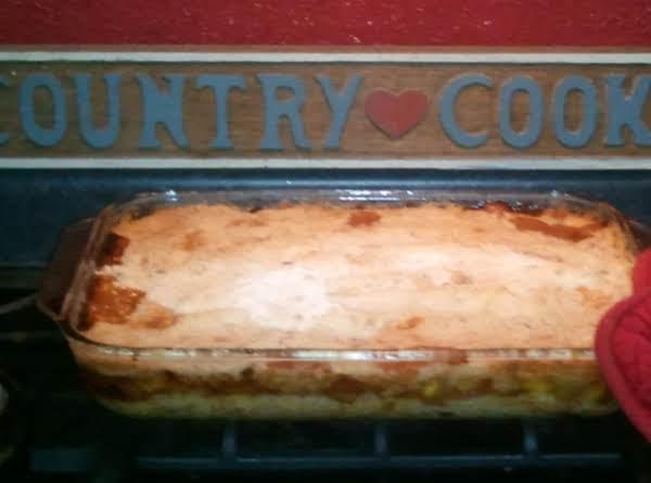 Zucchini Cobbler Recipe