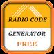 Radio code generator for renault