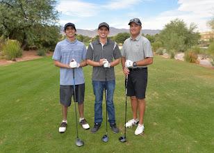 Photo: Kevin Hernandez, Michael Hernandez, Chris Ray
