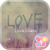 Stylish Theme-Love Glass-