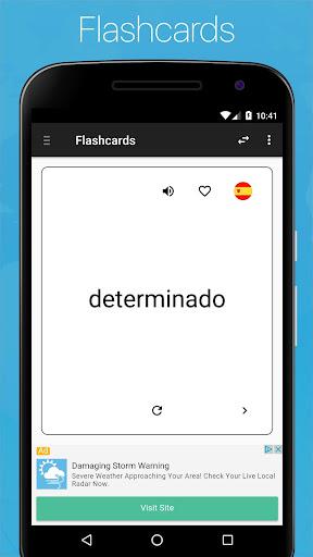Spanish English Dictionary screenshot 6