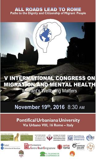 © International Congress on Migration and Mental Health - La red atenea