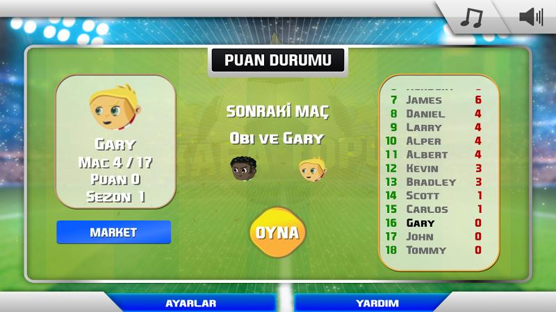 Скриншот Head Football
