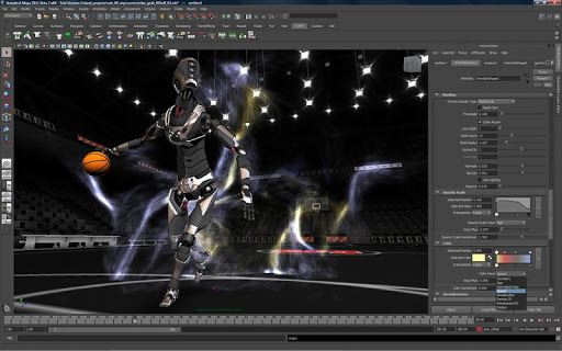 Maya For 3D Animation  screenshots 4