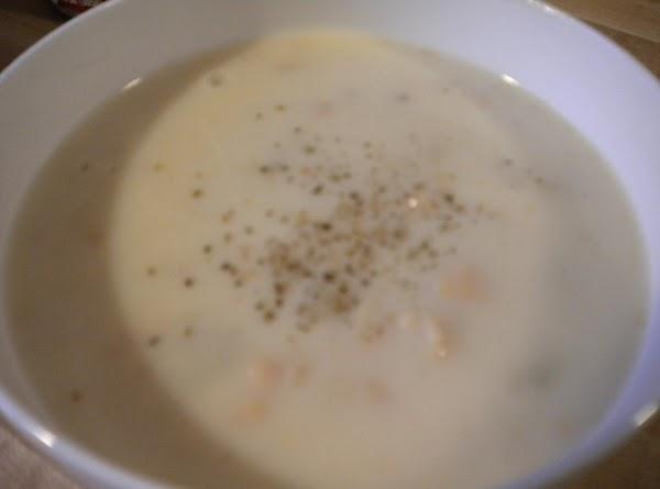 My Clam Chowder Recipe