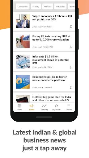 Mint Business News screenshots 4