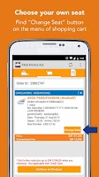 Screenshot of Tiket Kereta Api - Tiket KAI