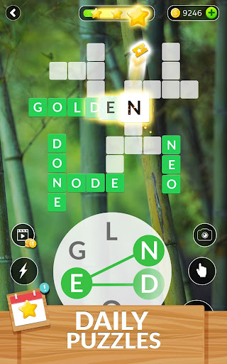 Screenshot for Word Life - Crossword Puzzle in United States Play Store