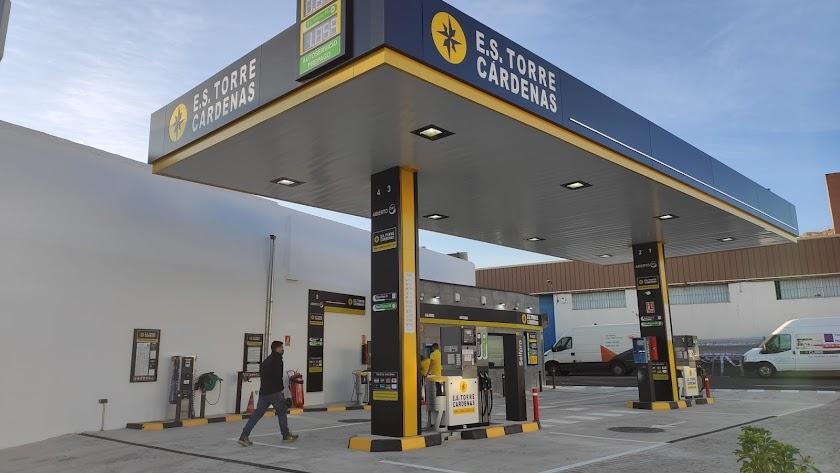 Nueva gasolinera E.S. Torrecárdenas.