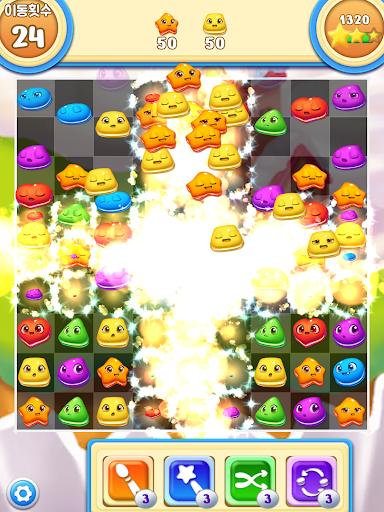 Macaron Pop : Sweet Match3 Puzzle android2mod screenshots 13