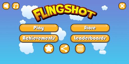 Flingshot - Upgrade the Slingshot, Fling the Ball! apkmind screenshots 10