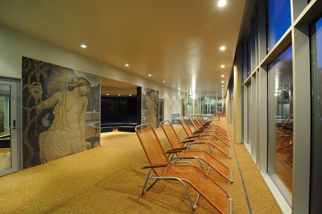 Зоны для релаксации в отеле Аква Раквере