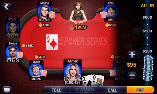 Texas Holdem - Poker Series  screenshots 2
