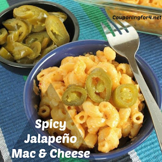 Spicy Mac & Cheese - Happy Cinco de Mayo!