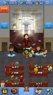 Church Tycoon – Church Simulator Mod Apk (Unlimited Money) 1