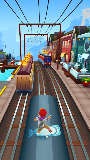 Subway Surfers apkmr screenshots 3