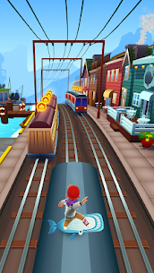 Download Subway Surfers Mod With Unlimited Coins/Keys free on android 3