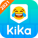Kika Keyboard 2021 - Emoji Keyboard, Stickers, GIF icon