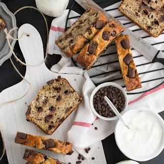 Greek Yogurt Banana & Oat Bread Recipe