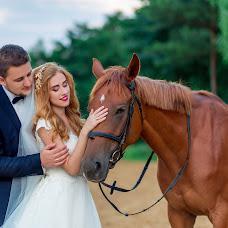 Wedding photographer Olya Grabovenska (id15297080). Photo of 29.09.2016