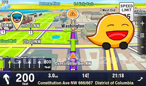 Guide For Waze GPS Map 2016