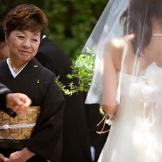 Wedding photographer Tsutomu Fujita (fujita). Photo of 30.06.2018