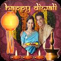 Diwali Photo Frames HD icon