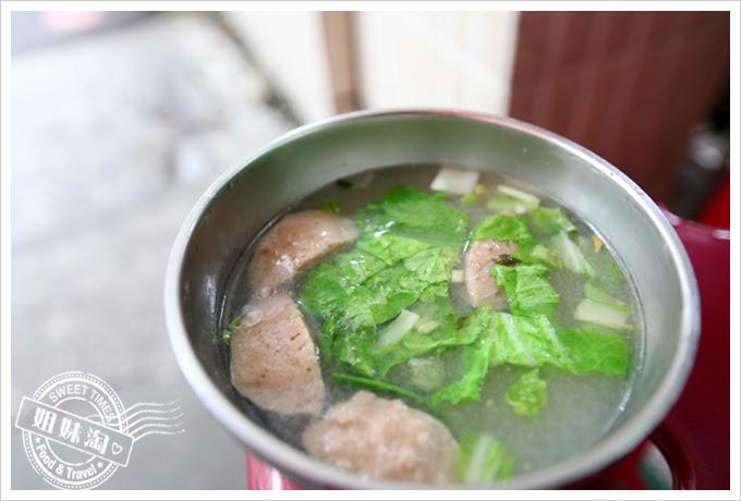 卓家汕頭魚麵-綜合丸湯