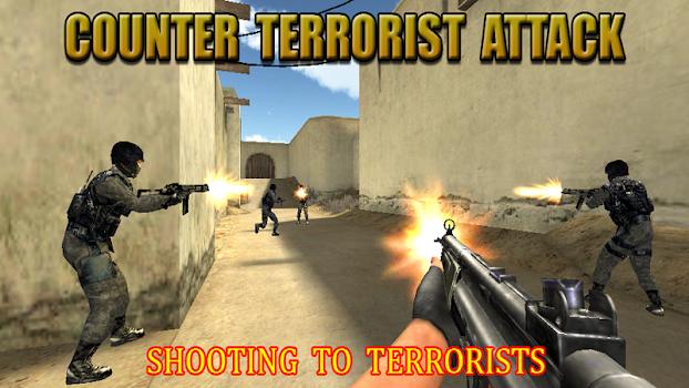 Counter Terrorist Attack Death