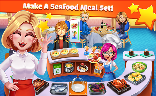 Download Cooking Star Chef – Realistic, Fun Restaurant Game