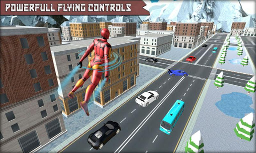 Iron Superhero War - Superhero Games 1.15 screenshots 3