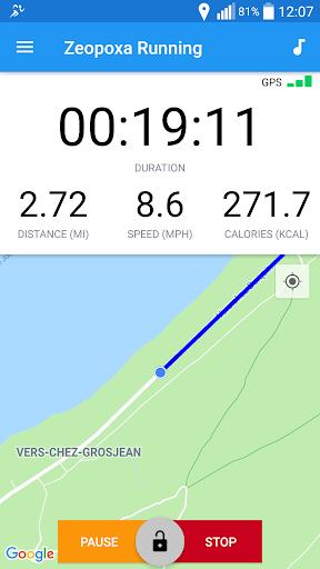 Running & Jogging 1.1.37 gameplay | AndroidFC 1