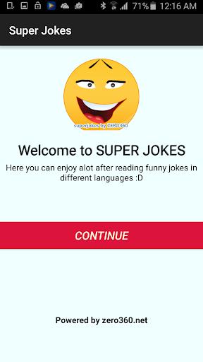 Super Jokes