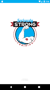 Seriously Strong Training - náhled