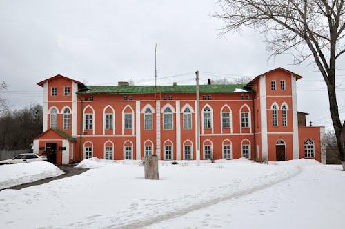 Музей Пархомовка, InGreen
