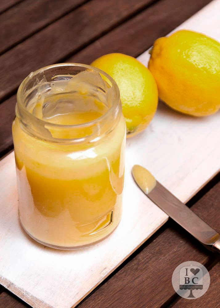 Cómo hacer lemon curd o crema inglesa de limón