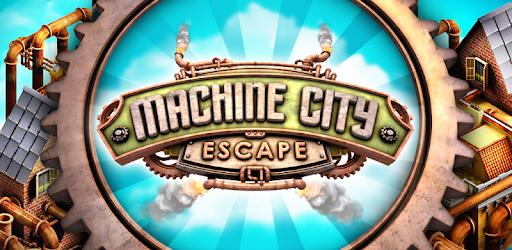 Escape Machine City Mod Apk updated all levels free vip free