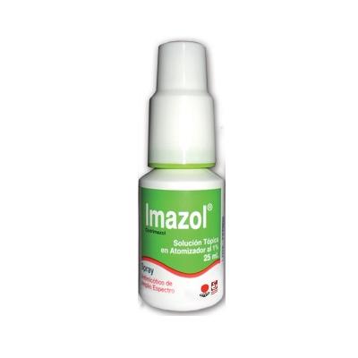 Clotrimazol Imazol 1% 25Ml Spray Meyer