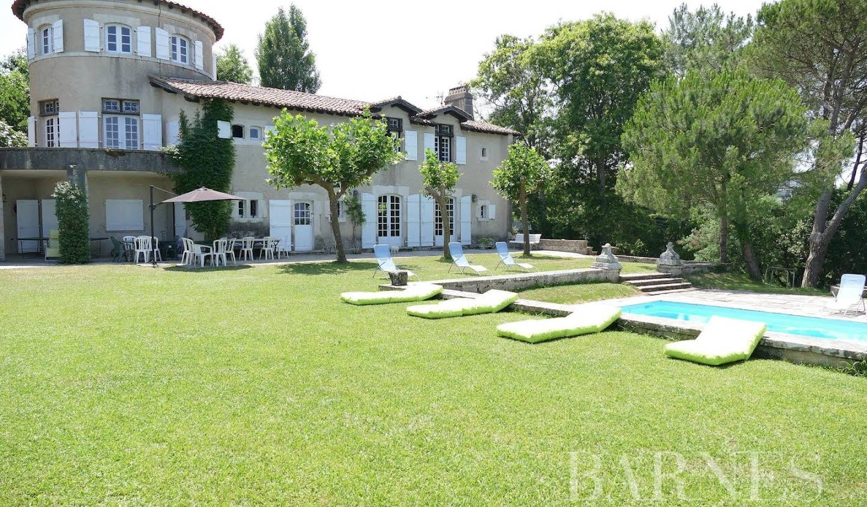 House with pool Ciboure