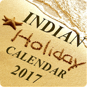 Indian Holiday Calendar 2017